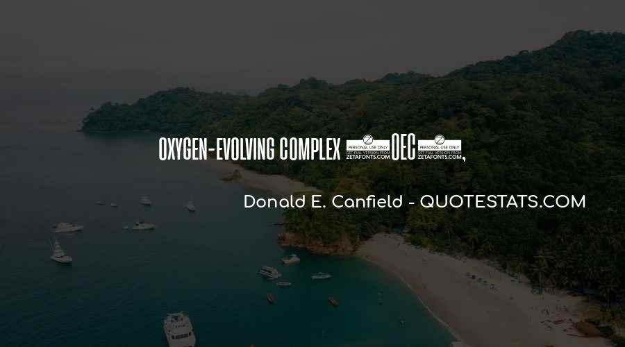 Canfield Quotes #304409