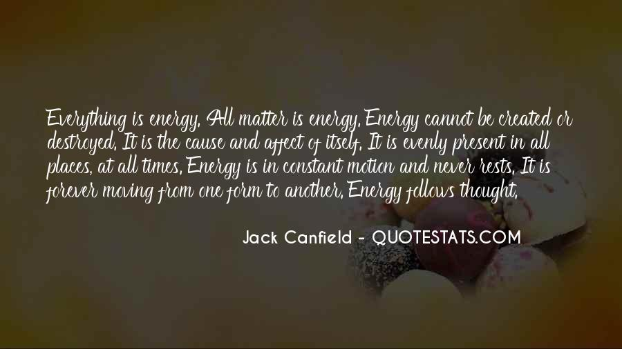 Canfield Quotes #329183
