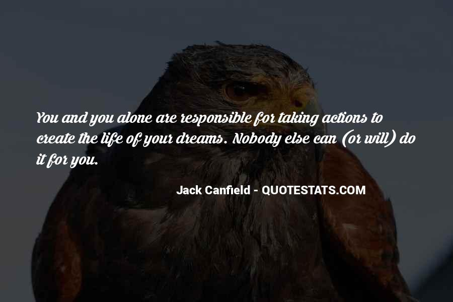 Canfield Quotes #376919
