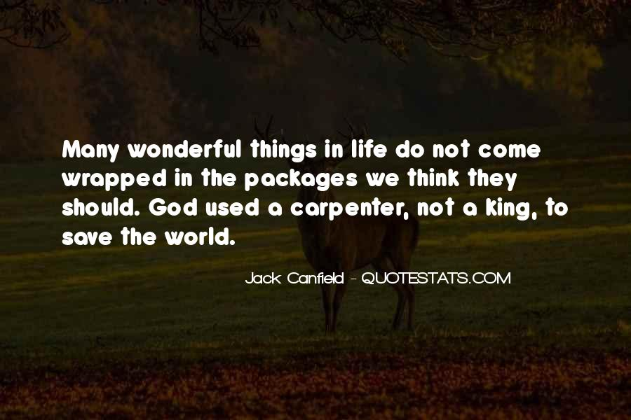 Canfield Quotes #483163