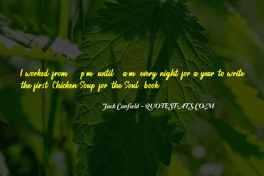 Canfield Quotes #520002