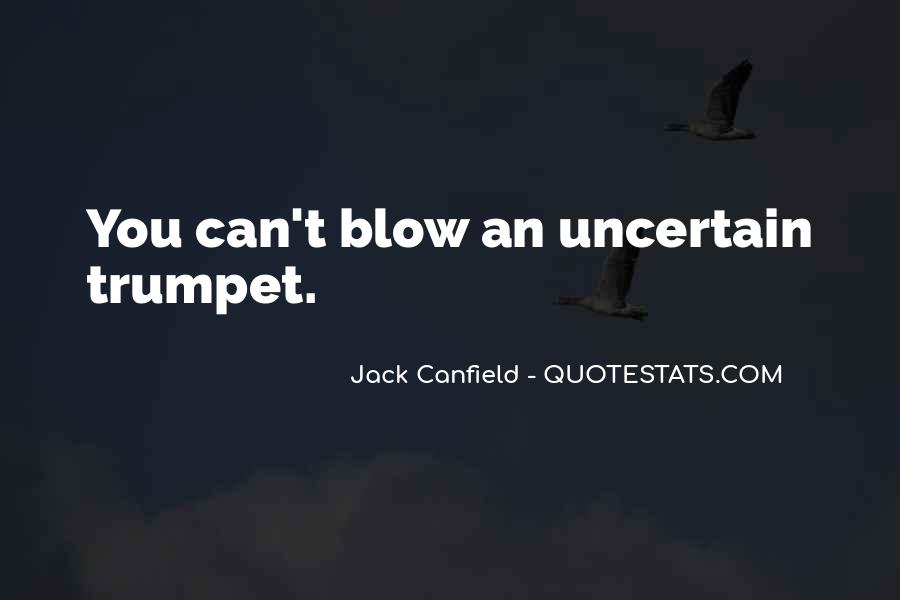 Canfield Quotes #529815