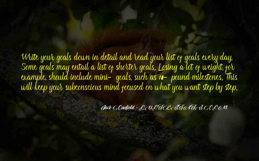 Canfield Quotes #64018