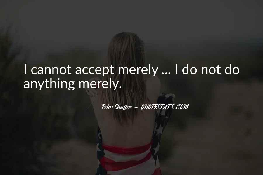 Cannot Accept Quotes #619706