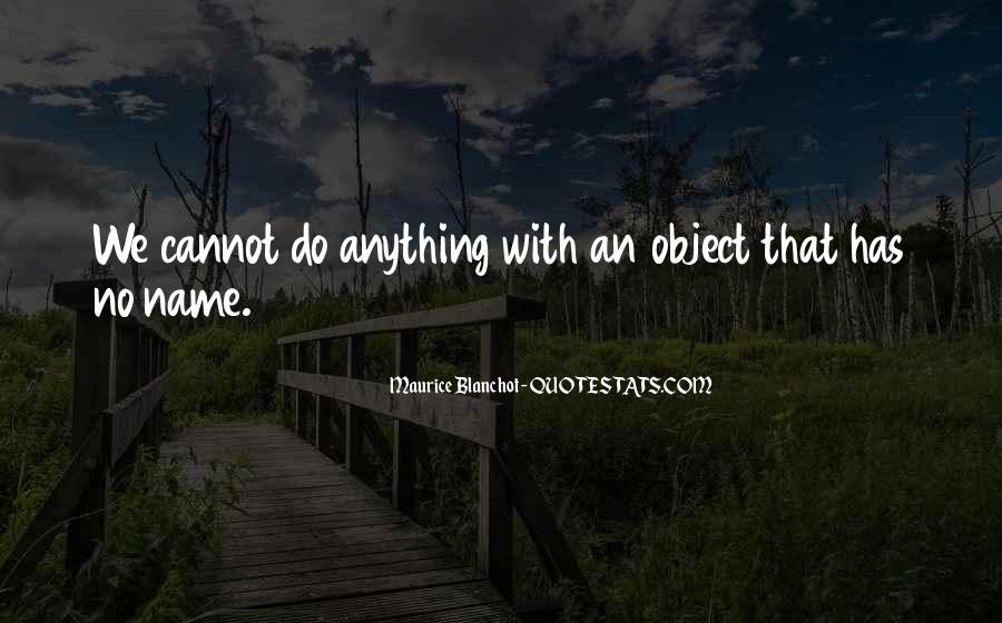 Cannot Do Anything Quotes #1154499