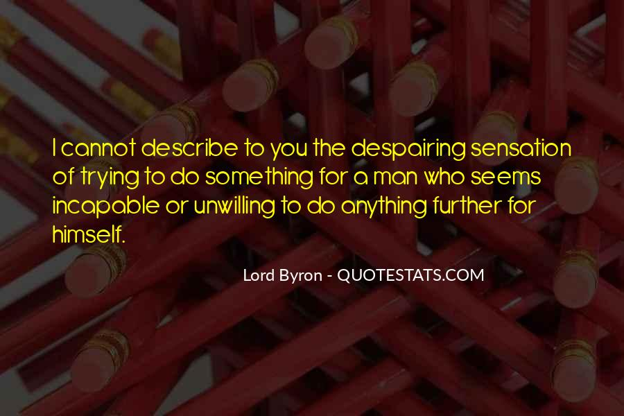 Cannot Do Anything Quotes #138866