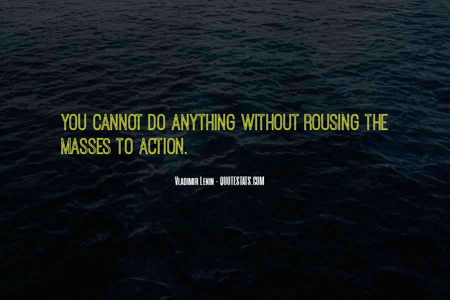 Cannot Do Anything Quotes #276666