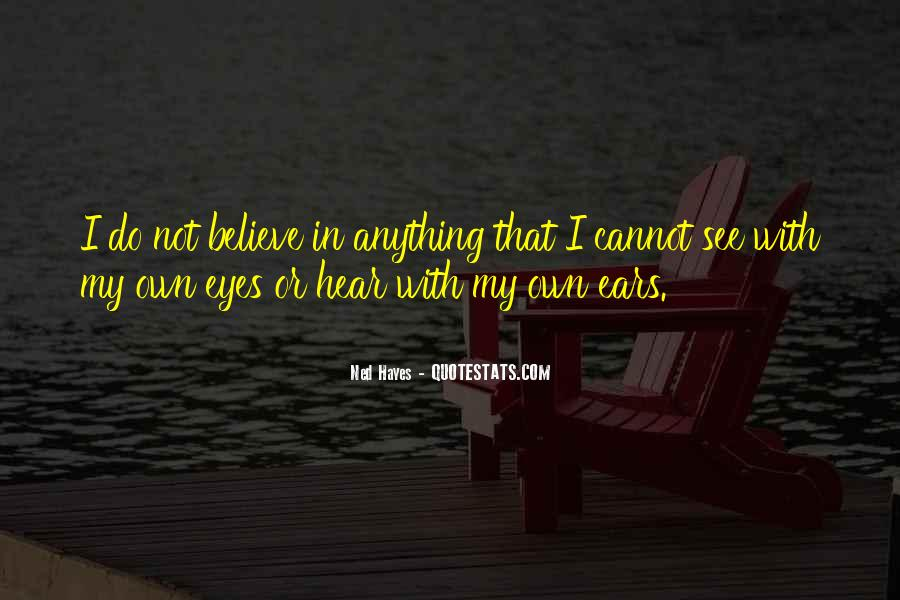 Cannot Do Anything Quotes #406986