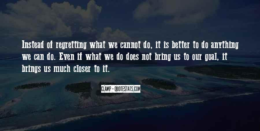 Cannot Do Anything Quotes #601083