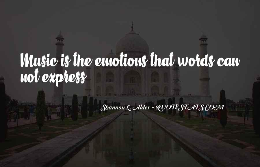 Cannot Express My Love Quotes #115383
