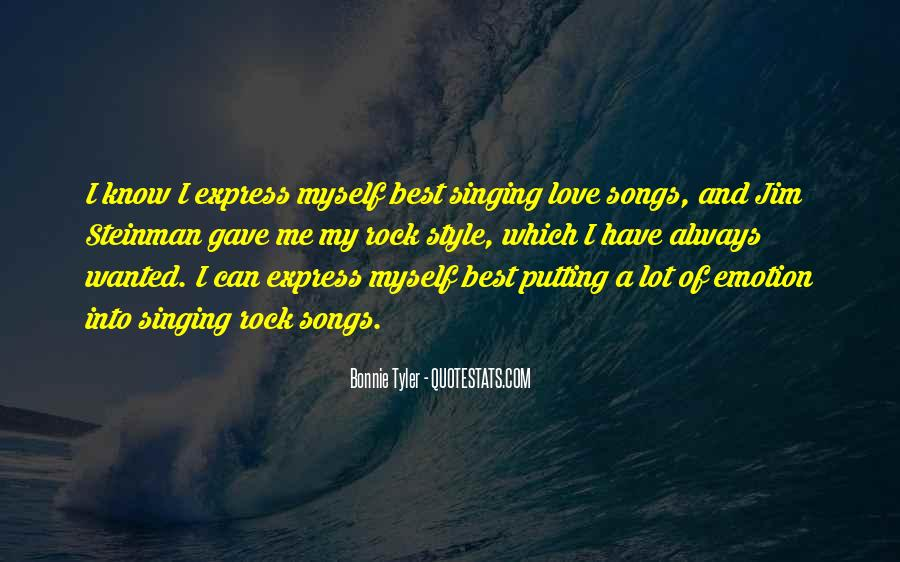 Cannot Express My Love Quotes #85144