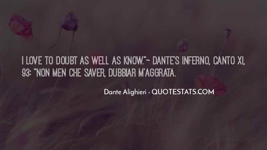 Canto 3 Quotes #371602