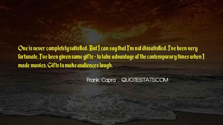 Capra Quotes #1054762