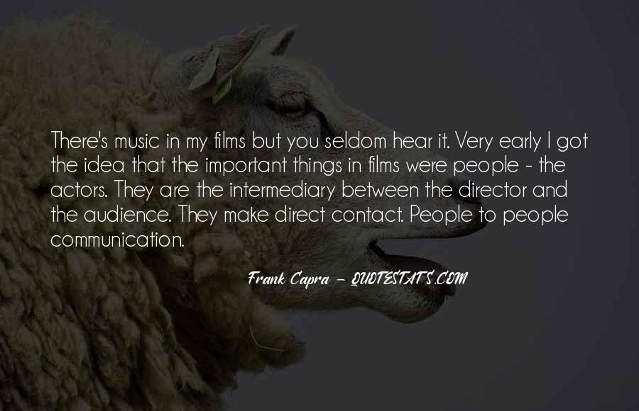Capra Quotes #1209089