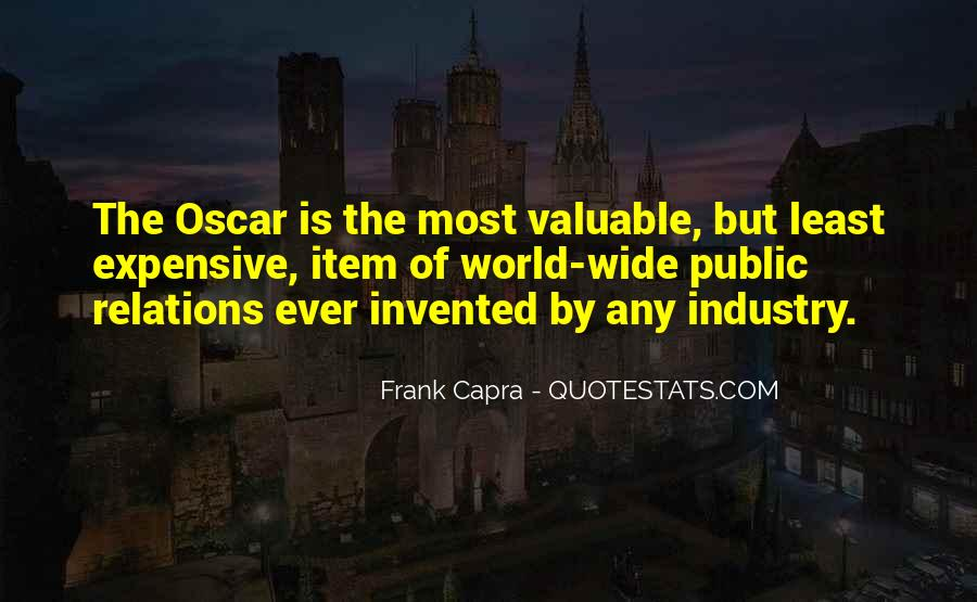 Capra Quotes #1217234