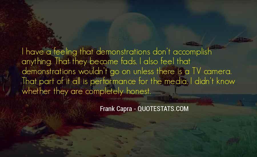 Capra Quotes #1289026