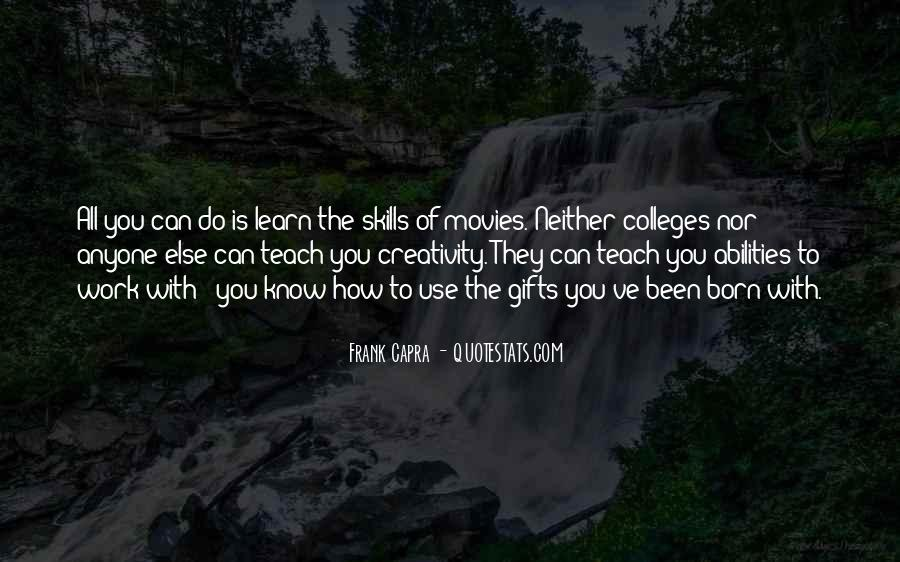 Capra Quotes #1358691
