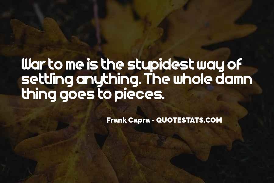 Capra Quotes #1516333