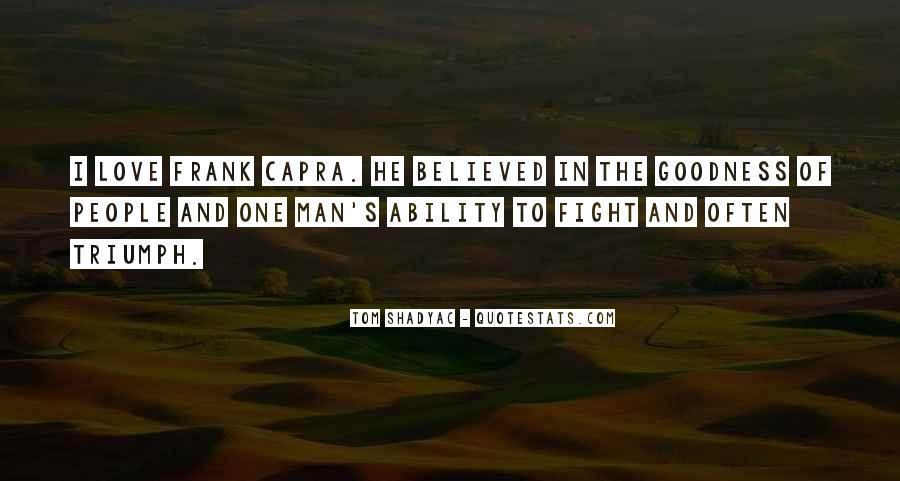 Capra Quotes #155811