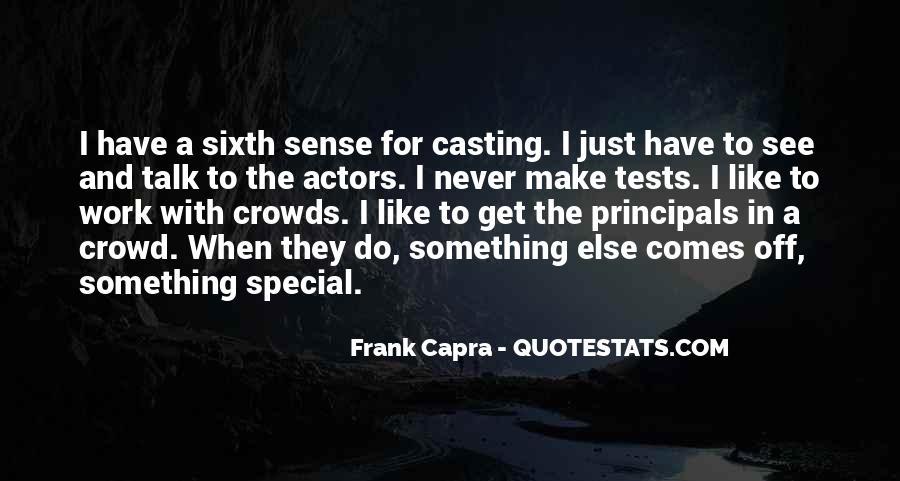 Capra Quotes #1623665