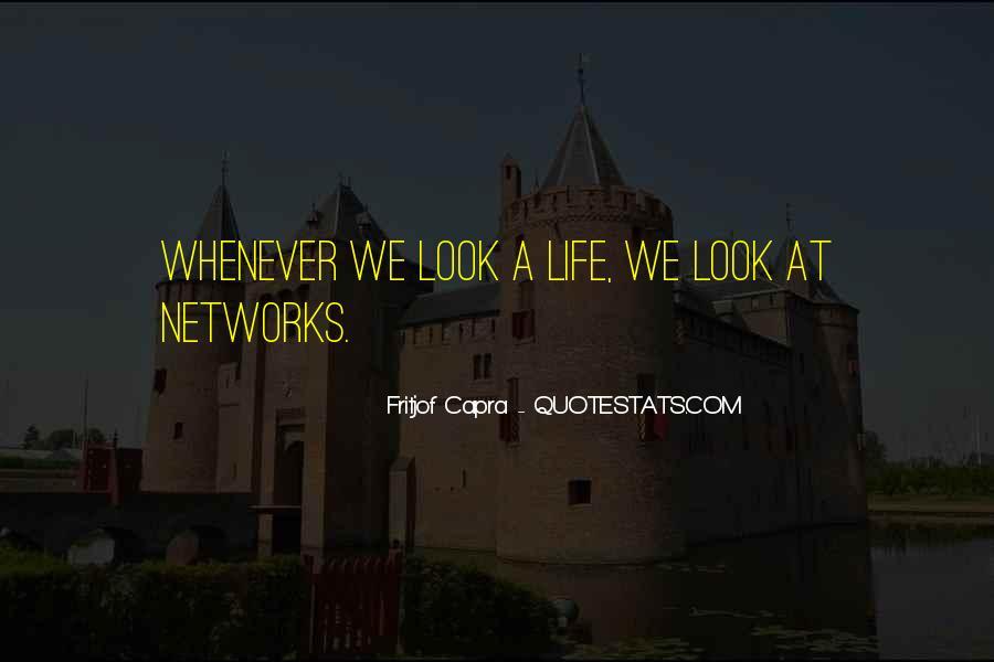 Capra Quotes #318108