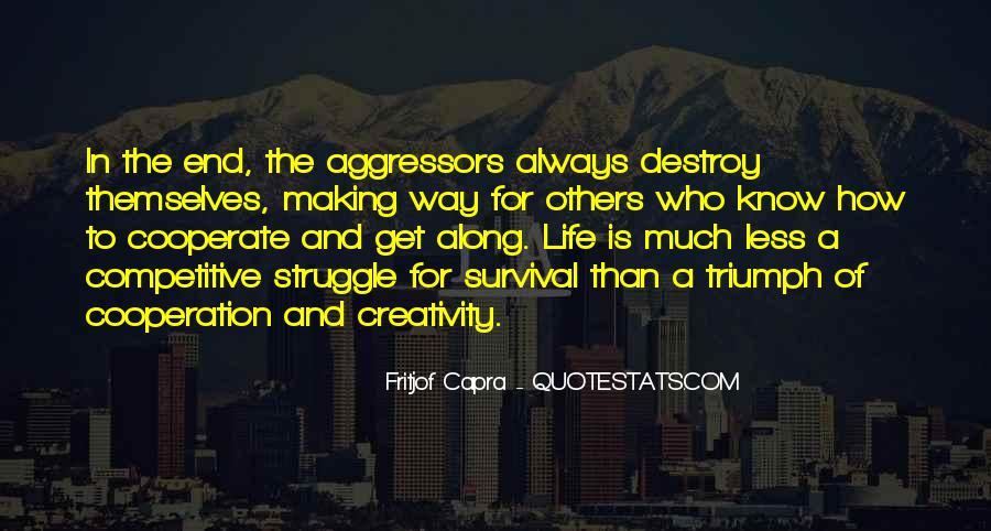 Capra Quotes #345744