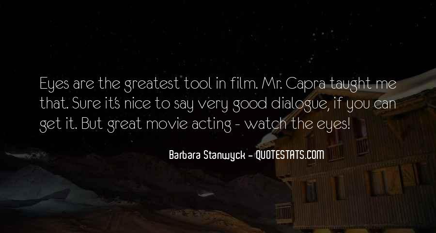 Capra Quotes #746359
