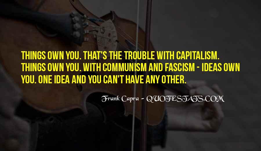 Capra Quotes #746548