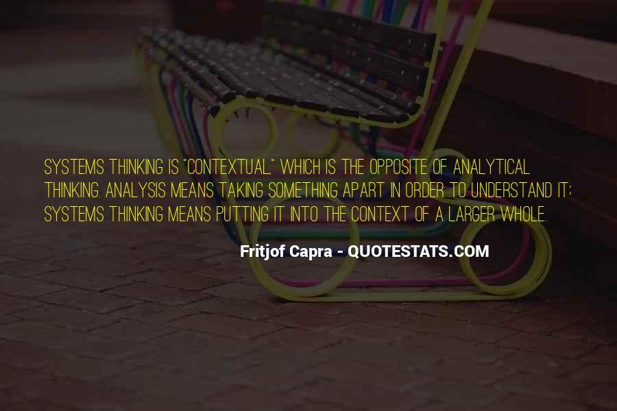 Capra Quotes #812500