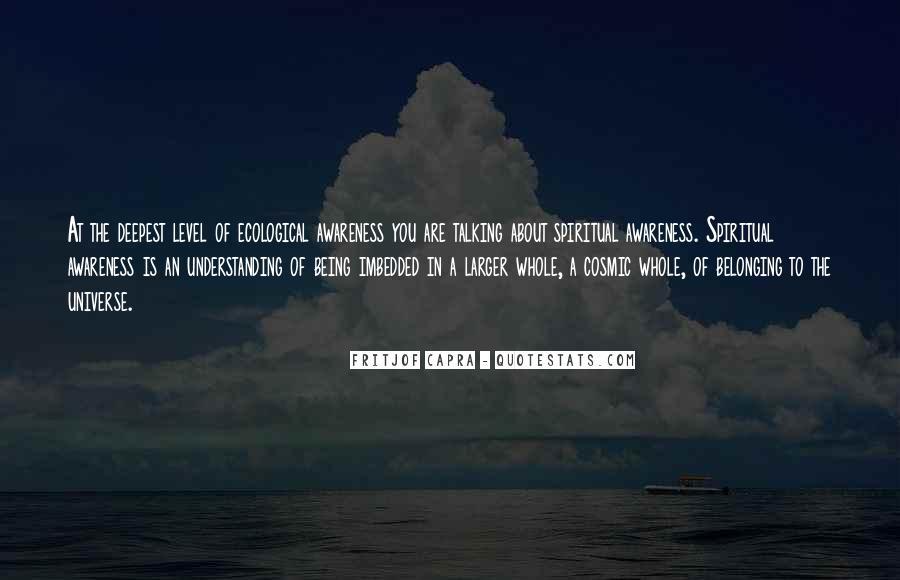 Capra Quotes #889873