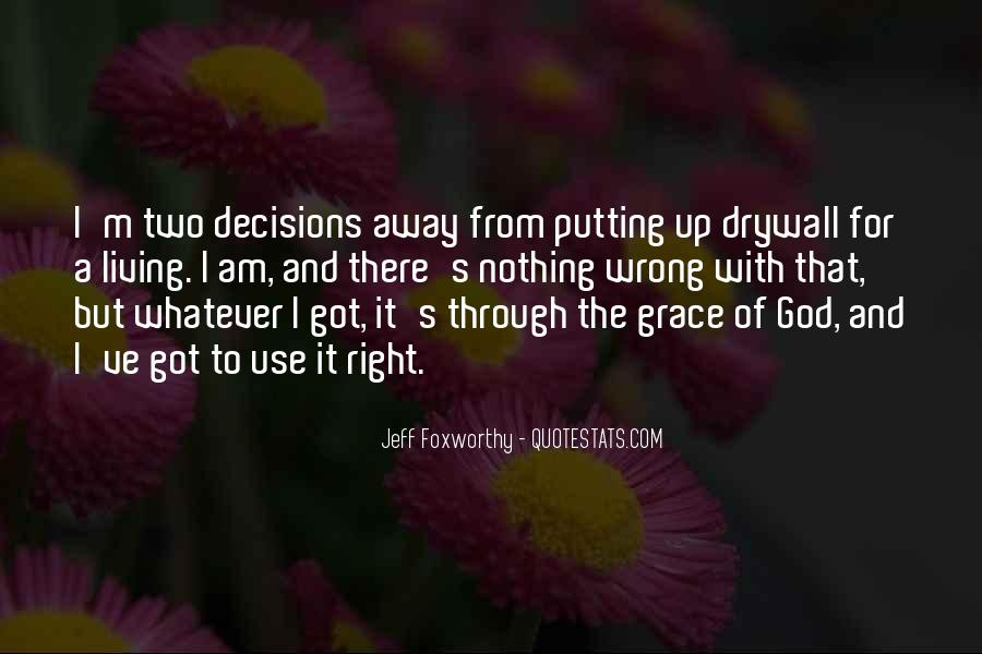 Quotes About Living Right For God #1054345