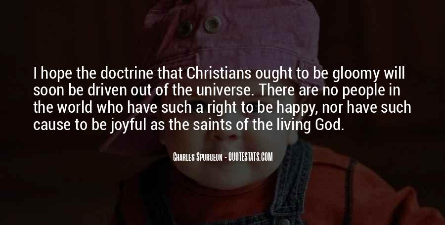 Quotes About Living Right For God #1280707