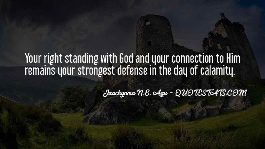 Quotes About Living Right For God #1423777