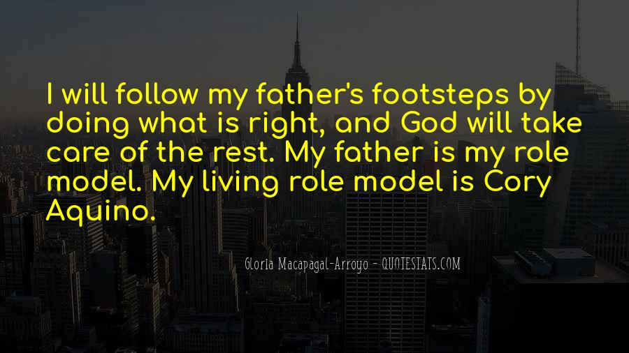 Quotes About Living Right For God #1448212