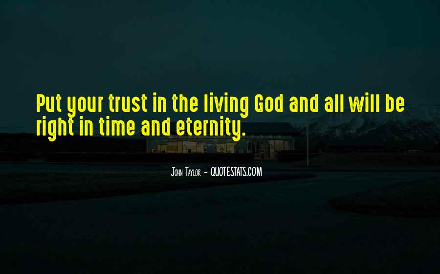 Quotes About Living Right For God #1870032