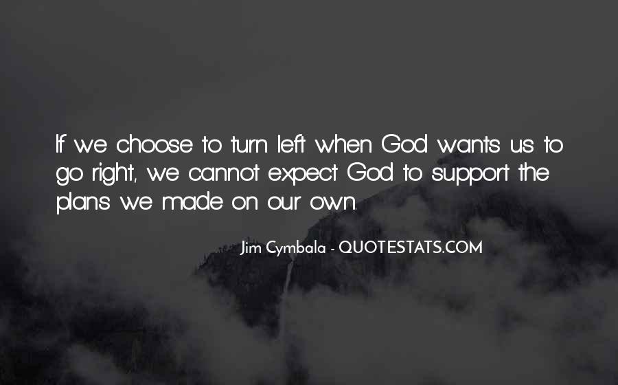 Quotes About Living Right For God #261919