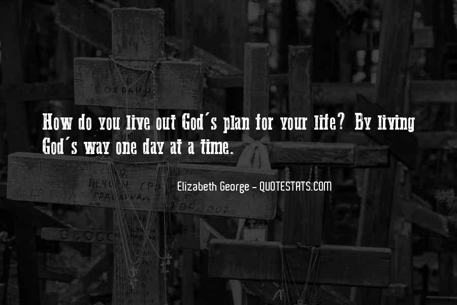 Quotes About Living Right For God #291179