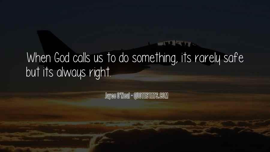 Quotes About Living Right For God #299075