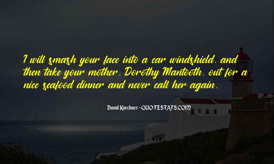 Car Smash Quotes #491992