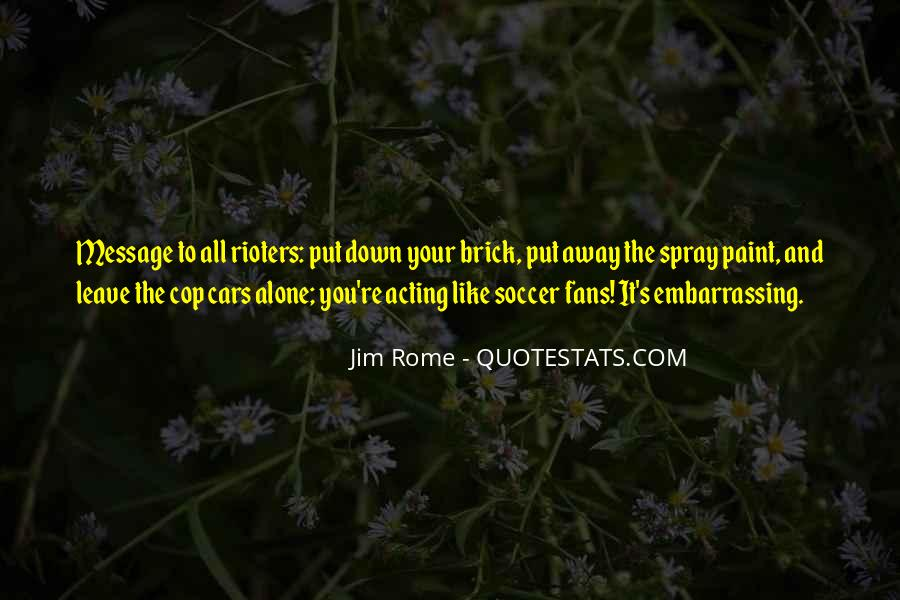 Car Spray Paint Quotes #280597