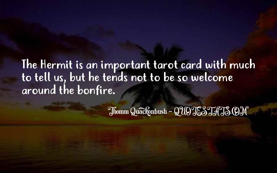 Card Quotes #42497
