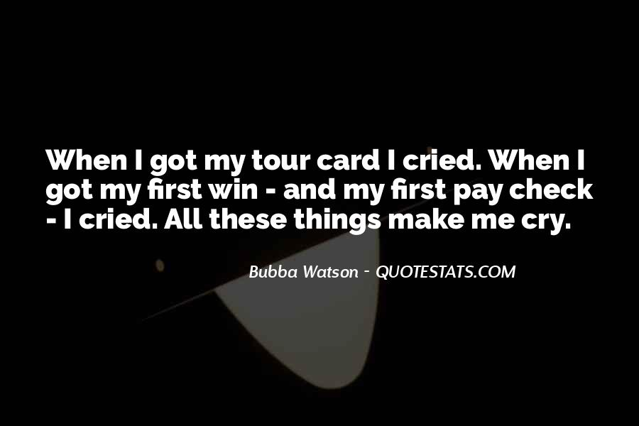 Card Quotes #72643
