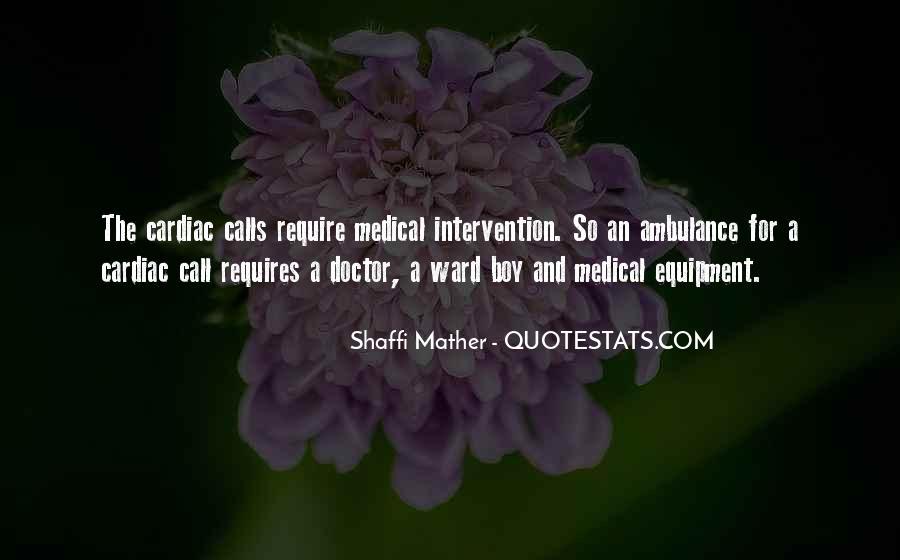 Cardiac Quotes #1171882