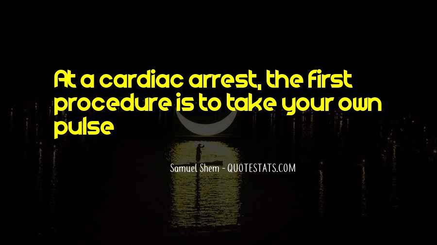 Cardiac Quotes #96591