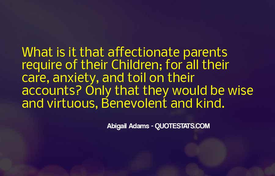 Care For Parents Quotes #108460