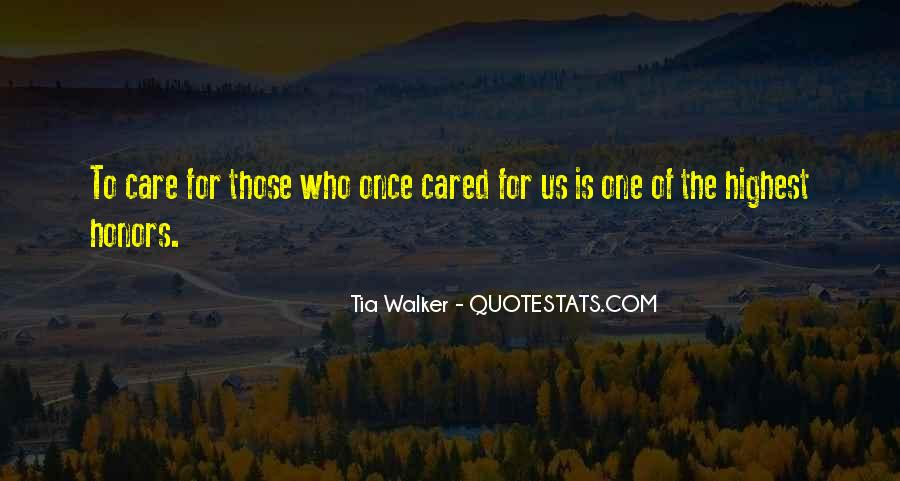 Care For Parents Quotes #1806462
