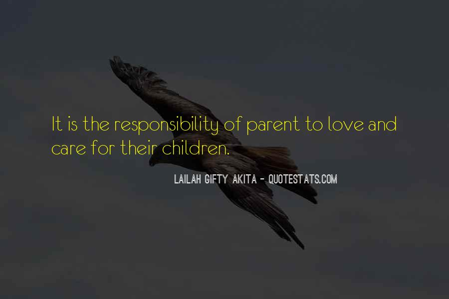 Care For Parents Quotes #325588