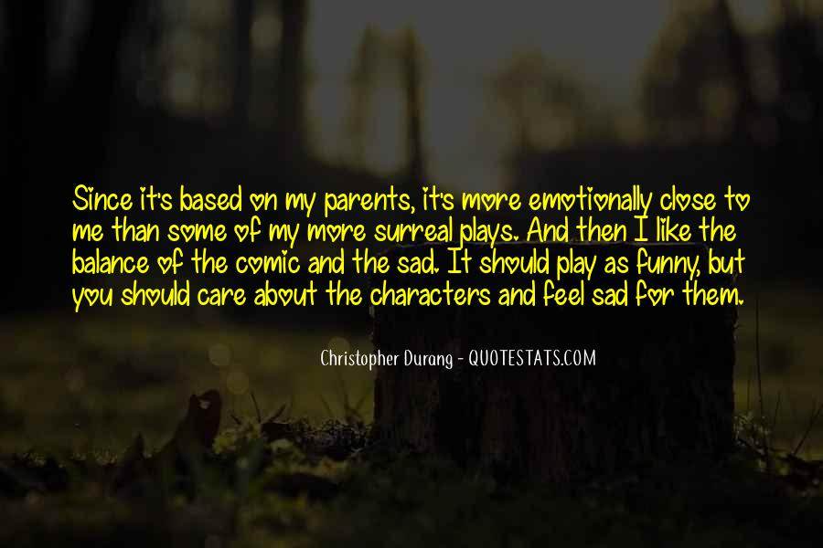 Care For Parents Quotes #707710