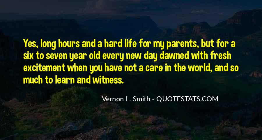 Care For Parents Quotes #721244