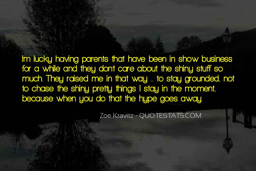 Care For Parents Quotes #784892